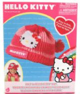 Hello Kitty Knit a Hello Kitty Wool Hat